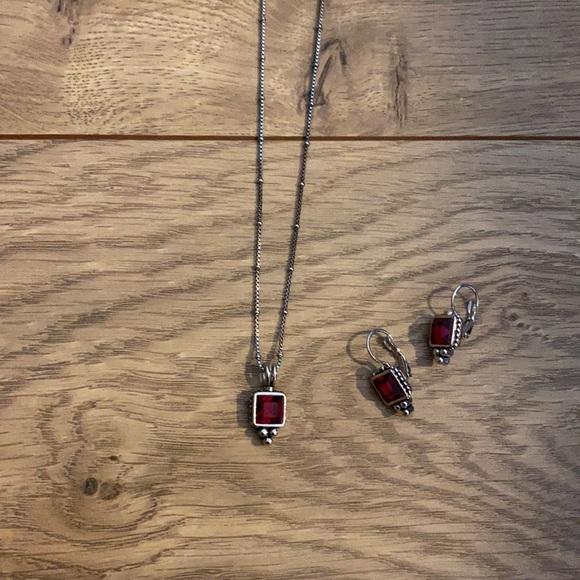 Lia Sophia jewelry set